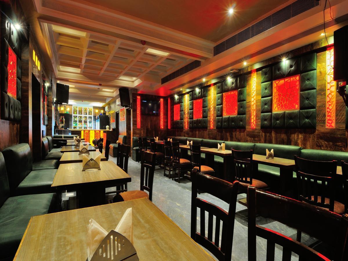 HOTEL GOLD REGENCY, NEW DELHI ***